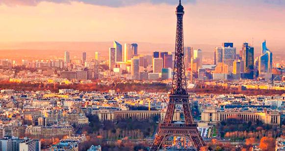 Летняя школа в Париже